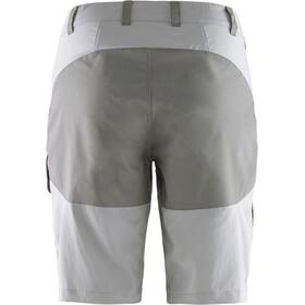 Fjällräven Abisko Midsummer Shorts Mujer, gris